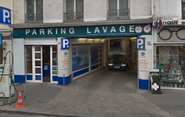 Book a parking spot in Parc Saint-Antoine Bastille car park