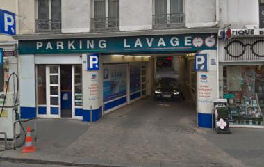 Забронируйте паркоместо на стоянке Parc Saint-Antoine Bastille