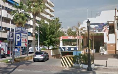 Book a parking spot in Cristamar car park