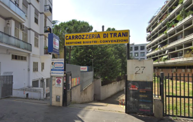 Book a parking spot in Garage Carrozzeria di Trani Amleto car park