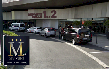 Reservar una plaza en el parking My Valet services 2.0 Paris Orly