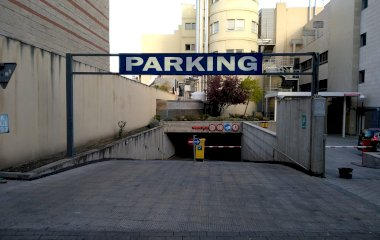 Reservar una plaza en el parking Hospital Quirón San José
