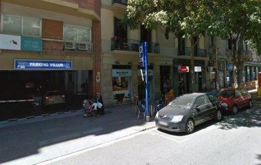 Parking Sant Antoni Eixample Urgell - Villur