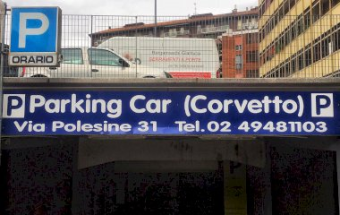 Book a parking spot in ParkingCar Corvetto car park