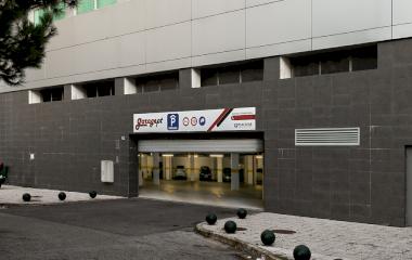 Book a parking spot in Parque GaragePT car park