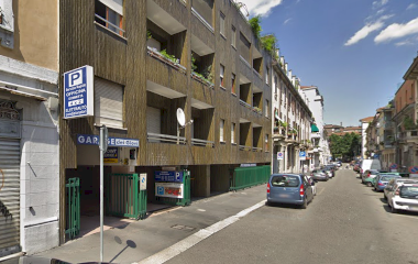 Parking Dei Giovi Darsena In Navigli