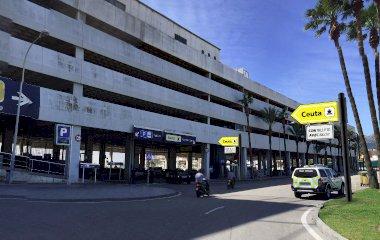 Забронируйте паркоместо на стоянке Puerto Algeciras