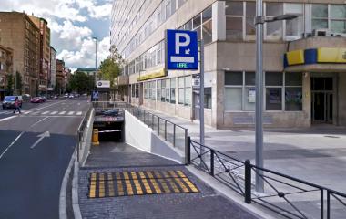 Prenota un posto nel parcheggio APK2 Primo de Rivera