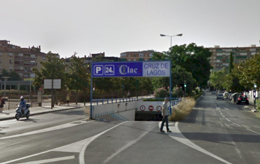Prenota un posto nel parcheggio Parking Cruz de Lagos