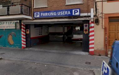 Reserveer een parkeerplek in parkeergarage Usera