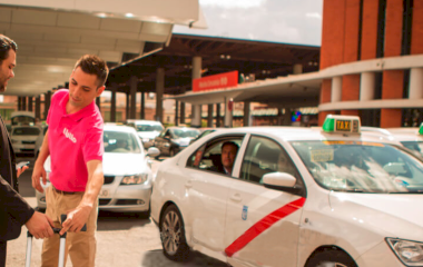 Réservez une place dans le parking Llollo Atocha Estación - VALET