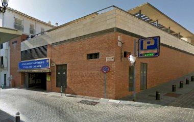 Reserveer een parkeerplek in parkeergarage Plaza del Carmen