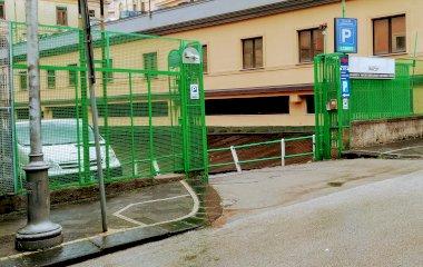 Reservar una plaça al parking Autorimessa Parcheggio Lavaggio DI&SE