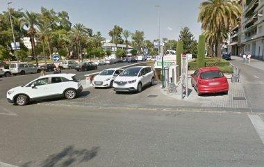 Reservar una plaça al parking Paseo de la Victoria