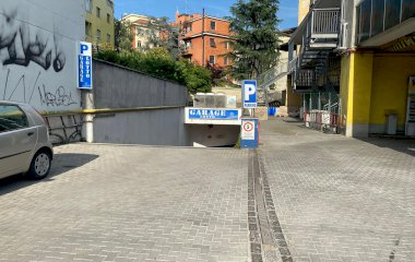 Book a parking spot in Fiera San Siro car park
