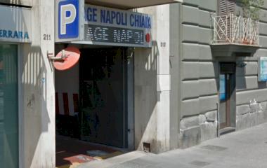 Garage Napoli Chiaia