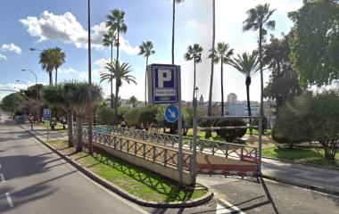 Réservez une place dans le parking Paseo de Colón - Maestranza
