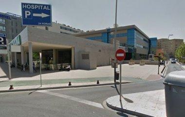 Reservar una plaza en el parking Rosa Amarilla - Hospital Virgen del Rocío