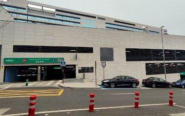 Reserve uma vaga de  estacionamento no SABA Hospital Ourense (CHUO)