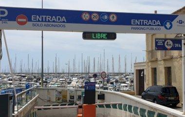 Réservez une place dans le parking APK2 Vistalegre - Torrevieja