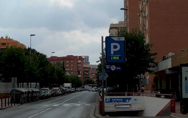 Book a parking spot in APK2 - Santoña car park