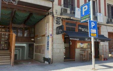 Book a parking spot in AparcaMadrid AVE- Atocha - Shuttle car park