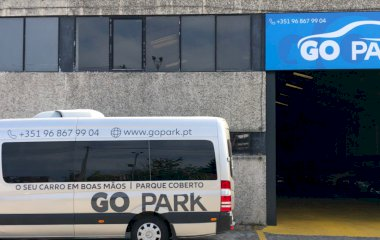 Reservar una plaça al parking GO Park - Shuttle
