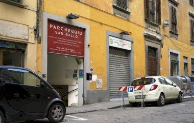 Reservar una plaza en el parking San Gallo