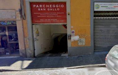 Reserveer een parkeerplek in parkeergarage San Gallo