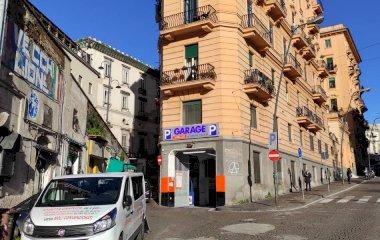 Забронируйте паркоместо на стоянке Garage Sannazaro