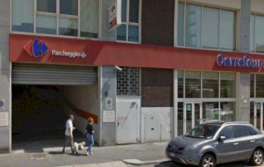 Book a parking spot in Carrefour Campionesi car park