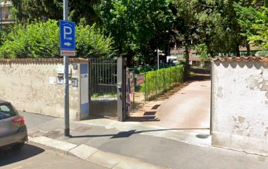 Reservar una plaza en el parking Delle Basiliche
