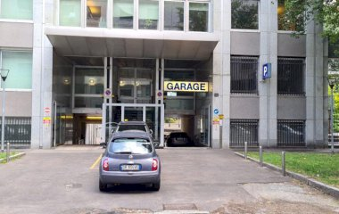 Book a parking spot in Panzini - Tiziano car park