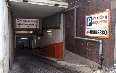 Book a parking spot in Parking Scarlatti car park