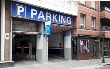 Book a parking spot in Madariaga - Deusto car park