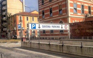 Reservar una plaça al parking Savona