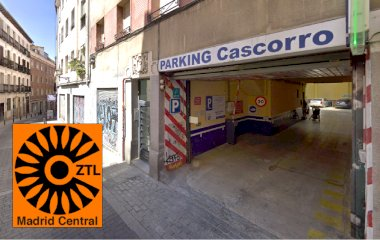 Prenota un posto nel parcheggio Rastro - Cascorro