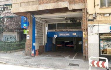 Book a parking spot in APK2 Máiquez 21 car park