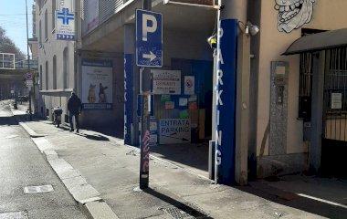 Reservar una plaza en el parking Pezzotti