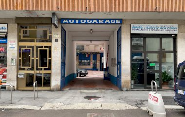 Prenota un posto nel parcheggio Autogarage Bausan