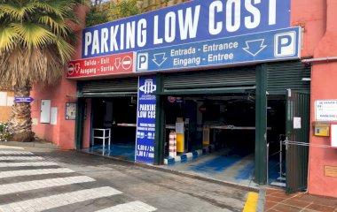 Reservar una plaça al parking APK2 La Ermita