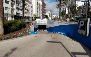 Book a parking spot in APK2 Marques Del Duero car park