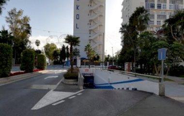 Reservar una plaza en el parking Arias Maldonado