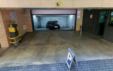 Reserveer een parkeerplek in parkeergarage Fuencarral