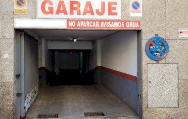 Reserveer een parkeerplek in parkeergarage Quevedo