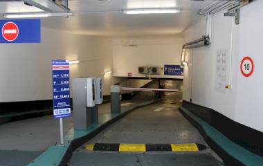 Reservar una plaza en el parking SAEMES Hôpital Sainte Anne