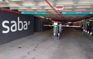Reservar una plaça al parking SABA Parque Beira Rio