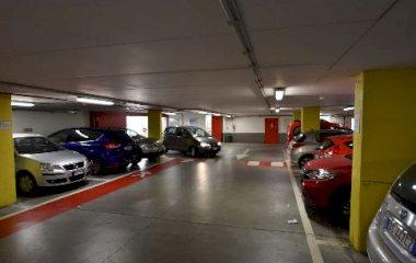 Reservar una plaza en el parking SABA Campo San Giacomo