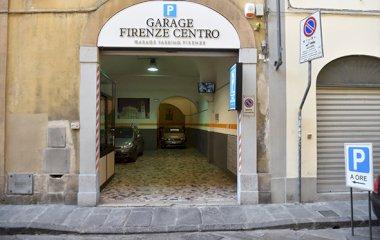 Reserveer een parkeerplek in parkeergarage Garage Firenze Centro