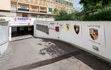 Reservar una plaça al parking Garage Forlanini